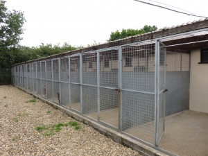 Kennel Block A